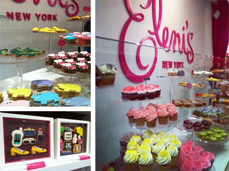 Elenis cupcakes New York