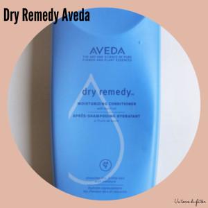 dry remedy aveda