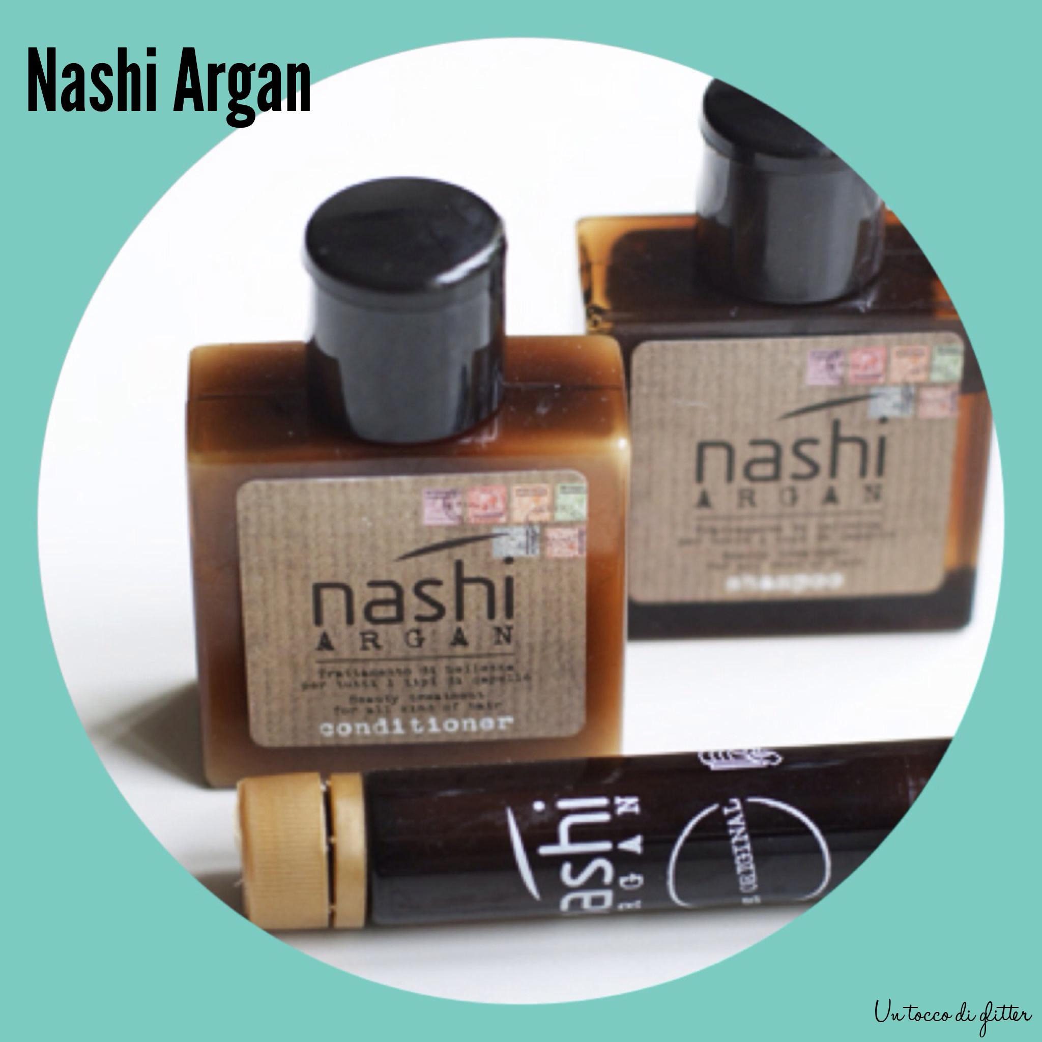 nashi argan blog