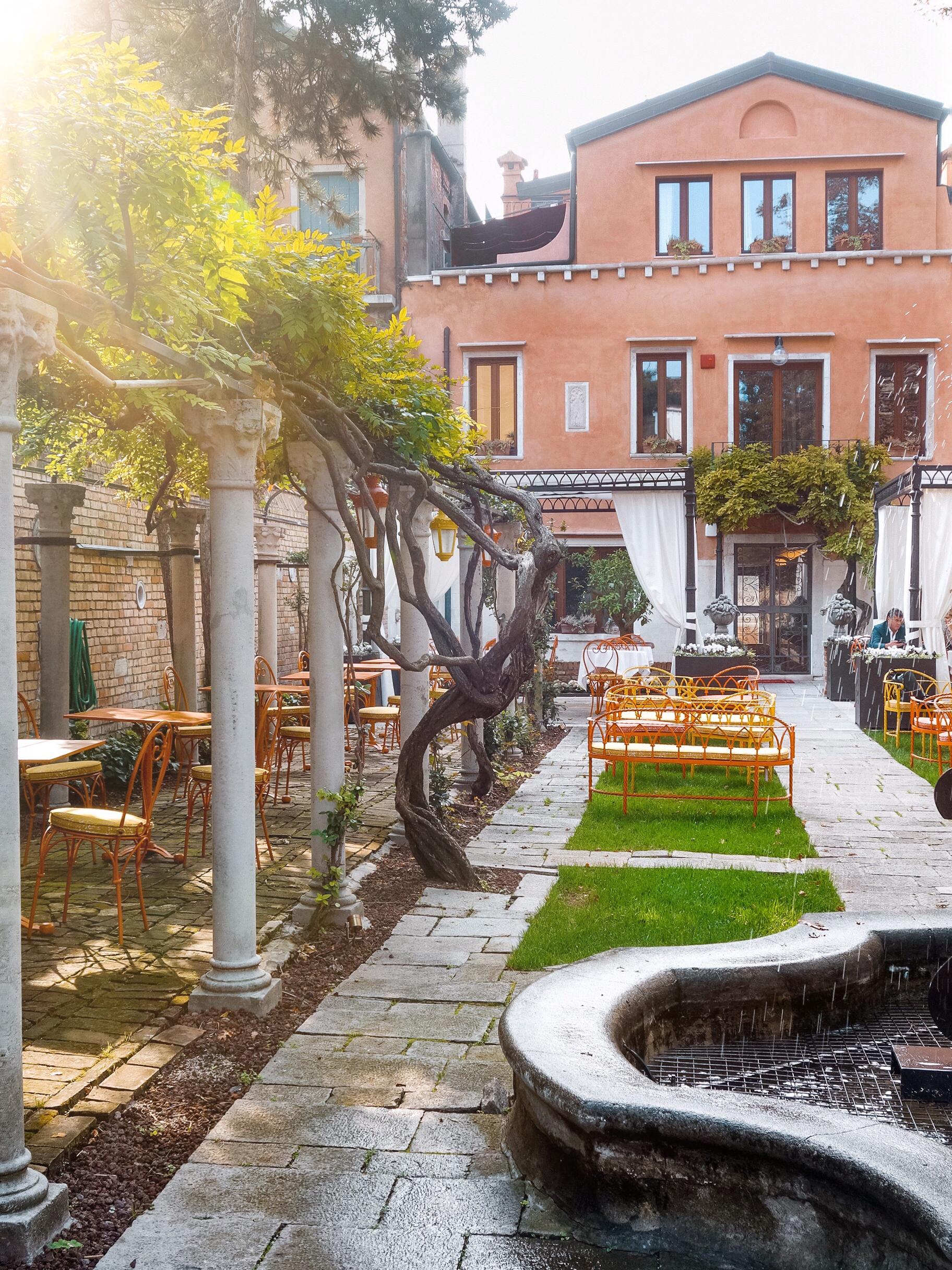 Giardino hotel Excess Venice