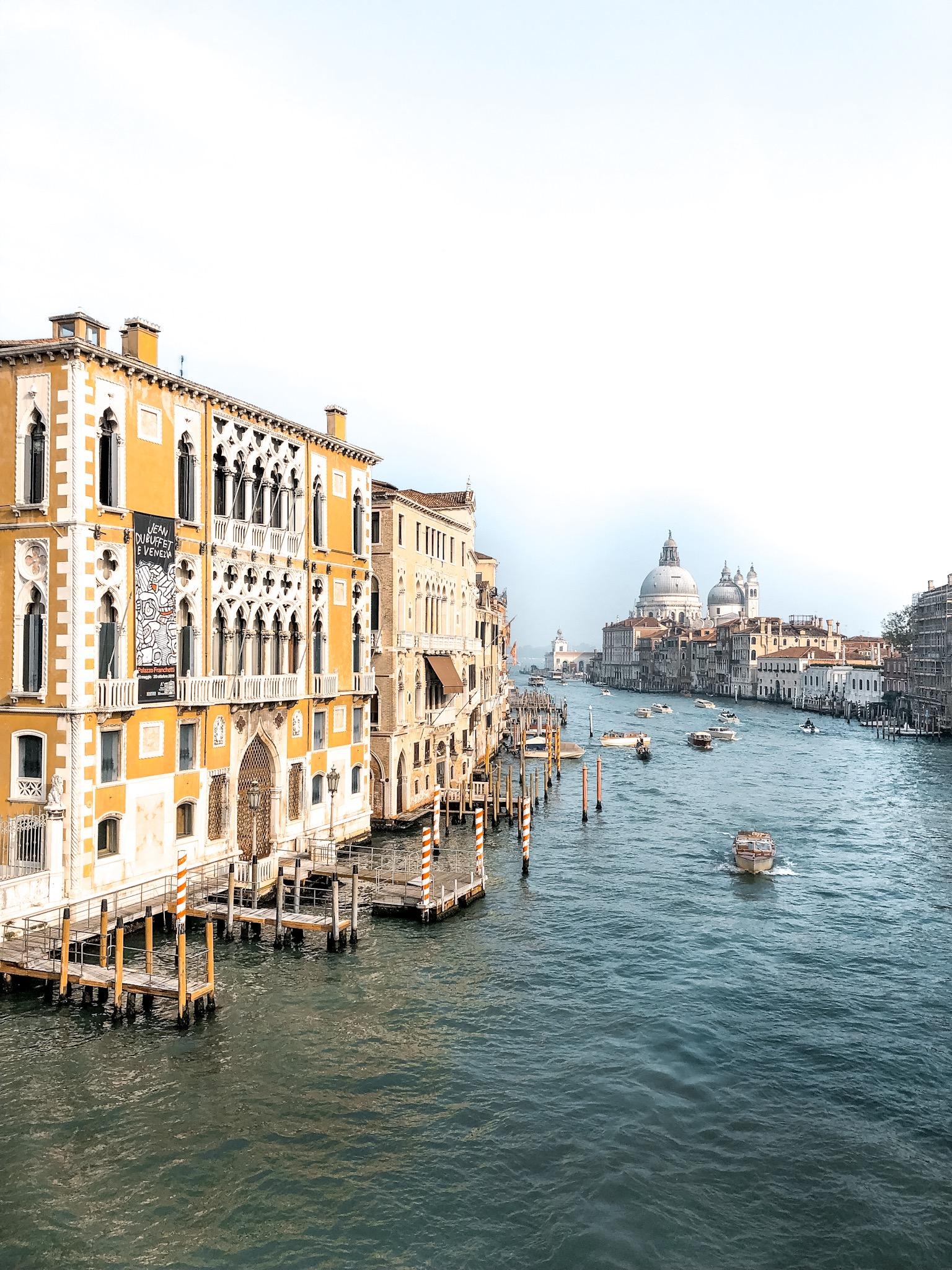 Ponte accademia Venezia