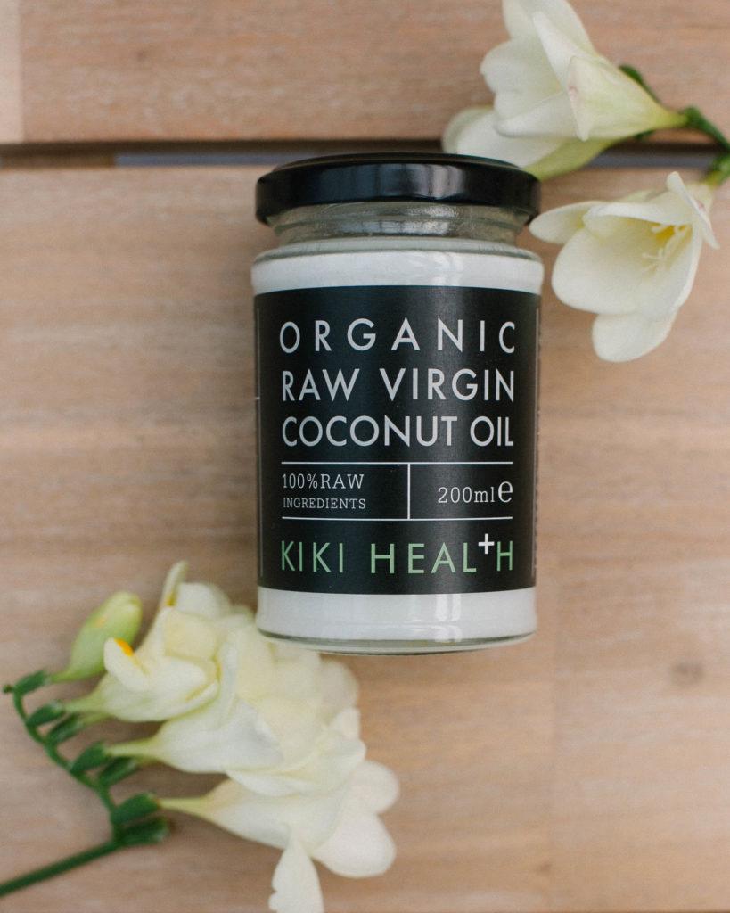 Olio di cocco puro Kiki Heath