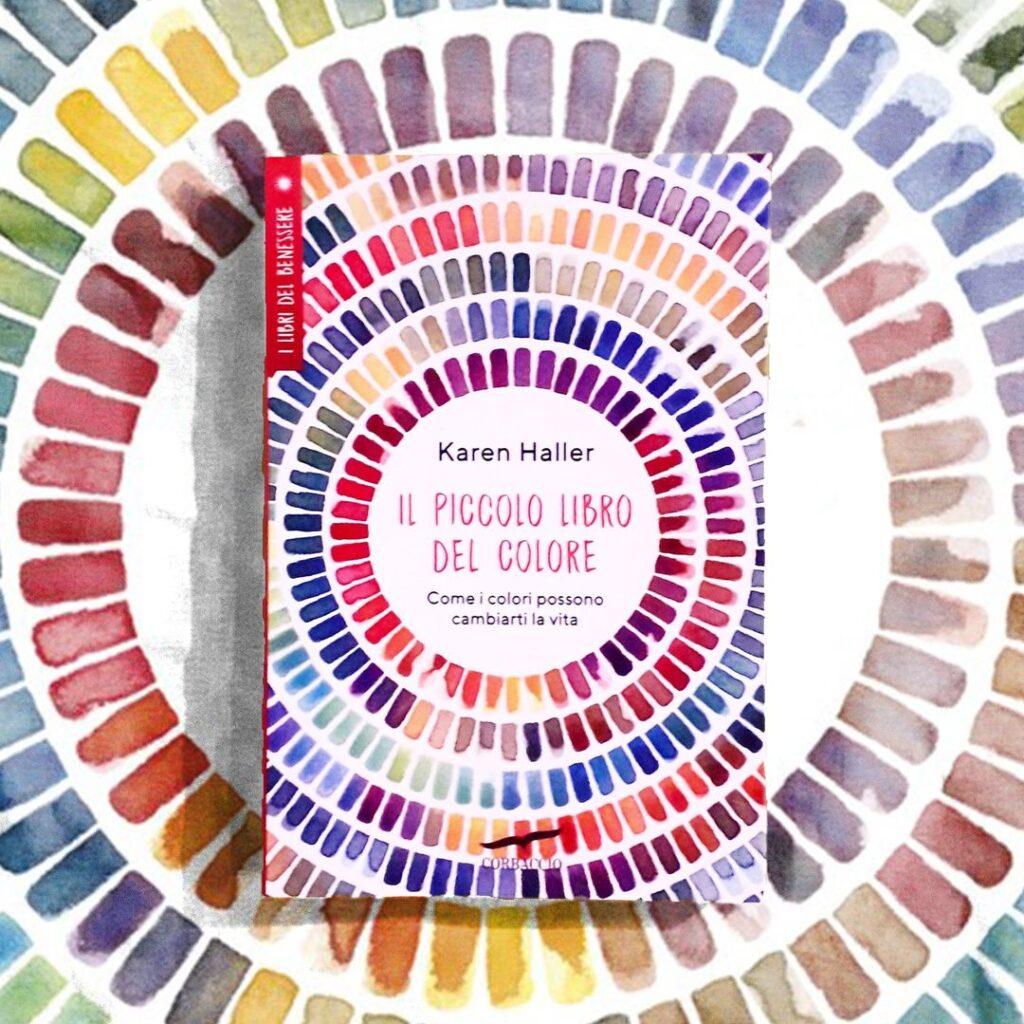 Il piccolo libro del colore Karen Haller