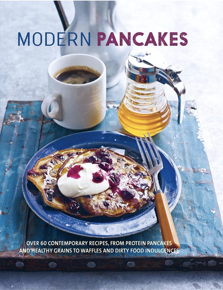 libro pancakes
