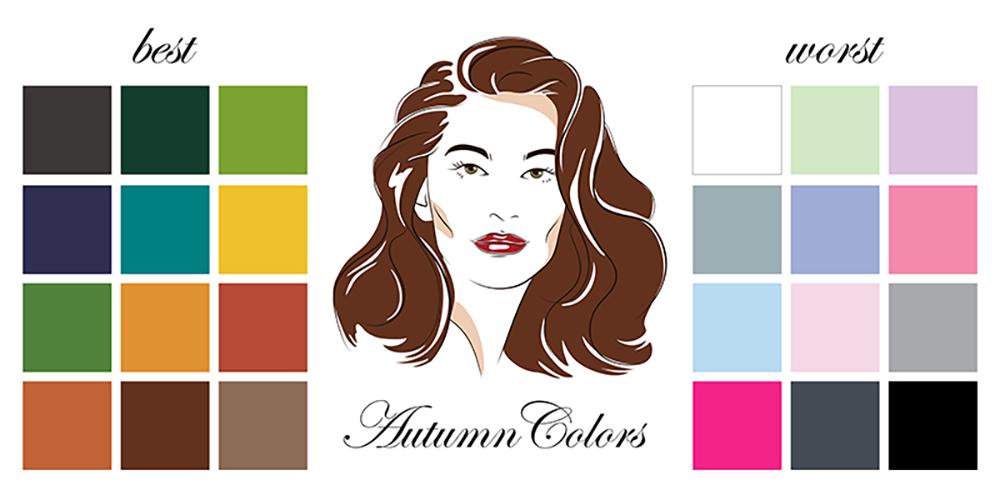 colori autunno armocromia