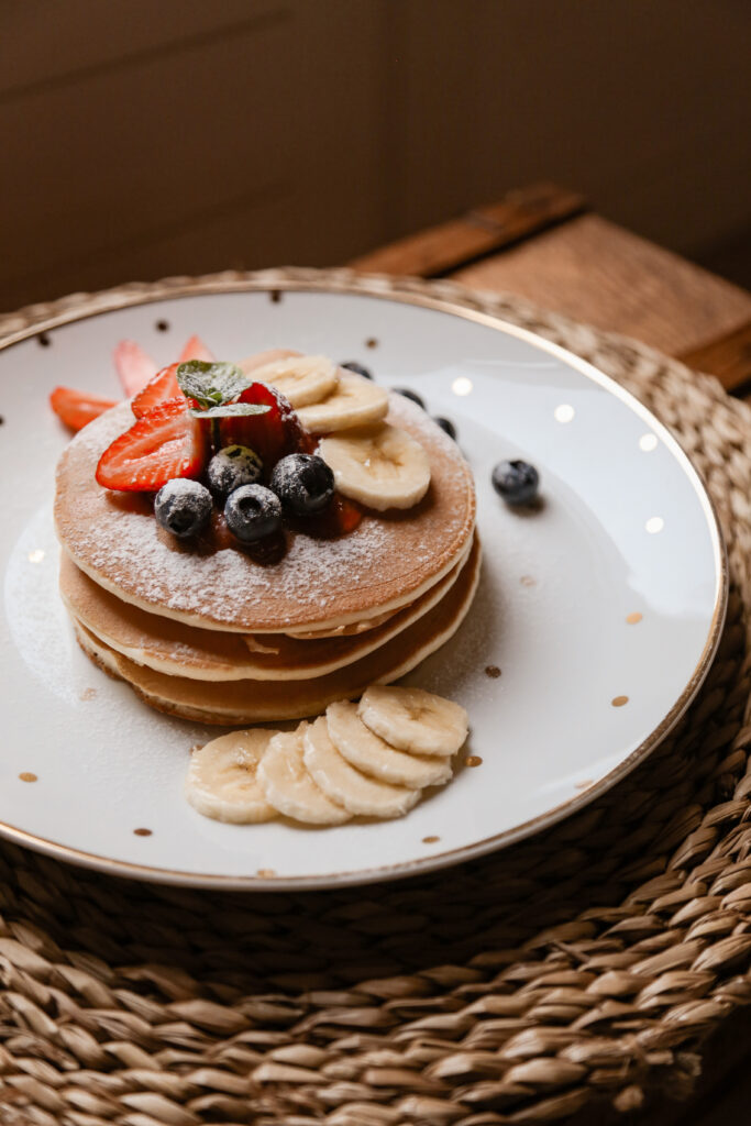 pancakes ricetta facile e veloce