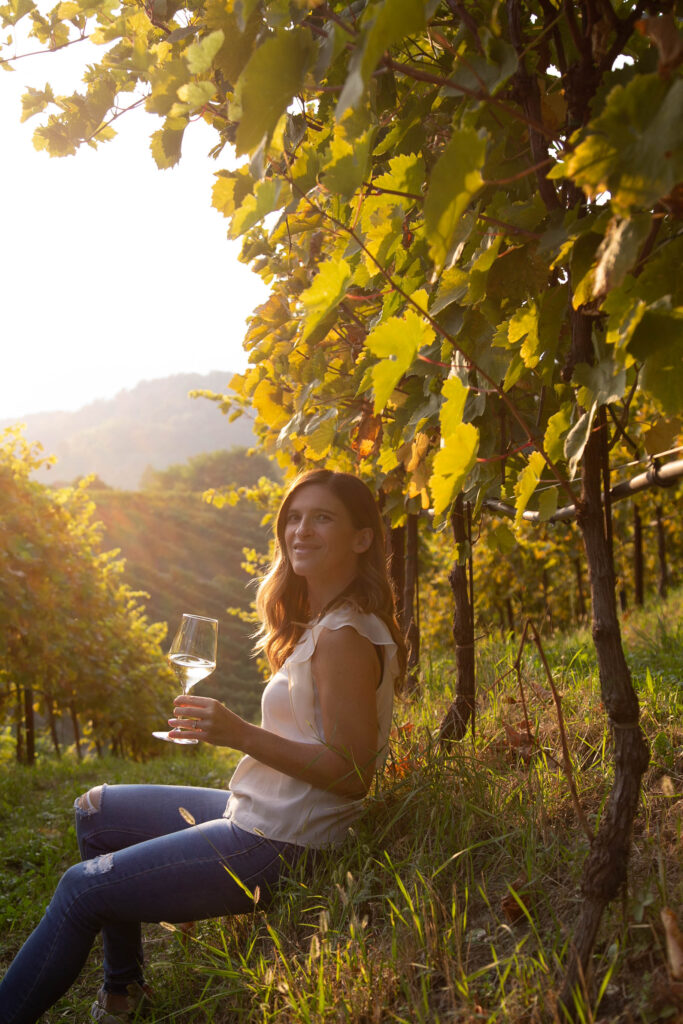 Valeria Moschet blogger Treviso
