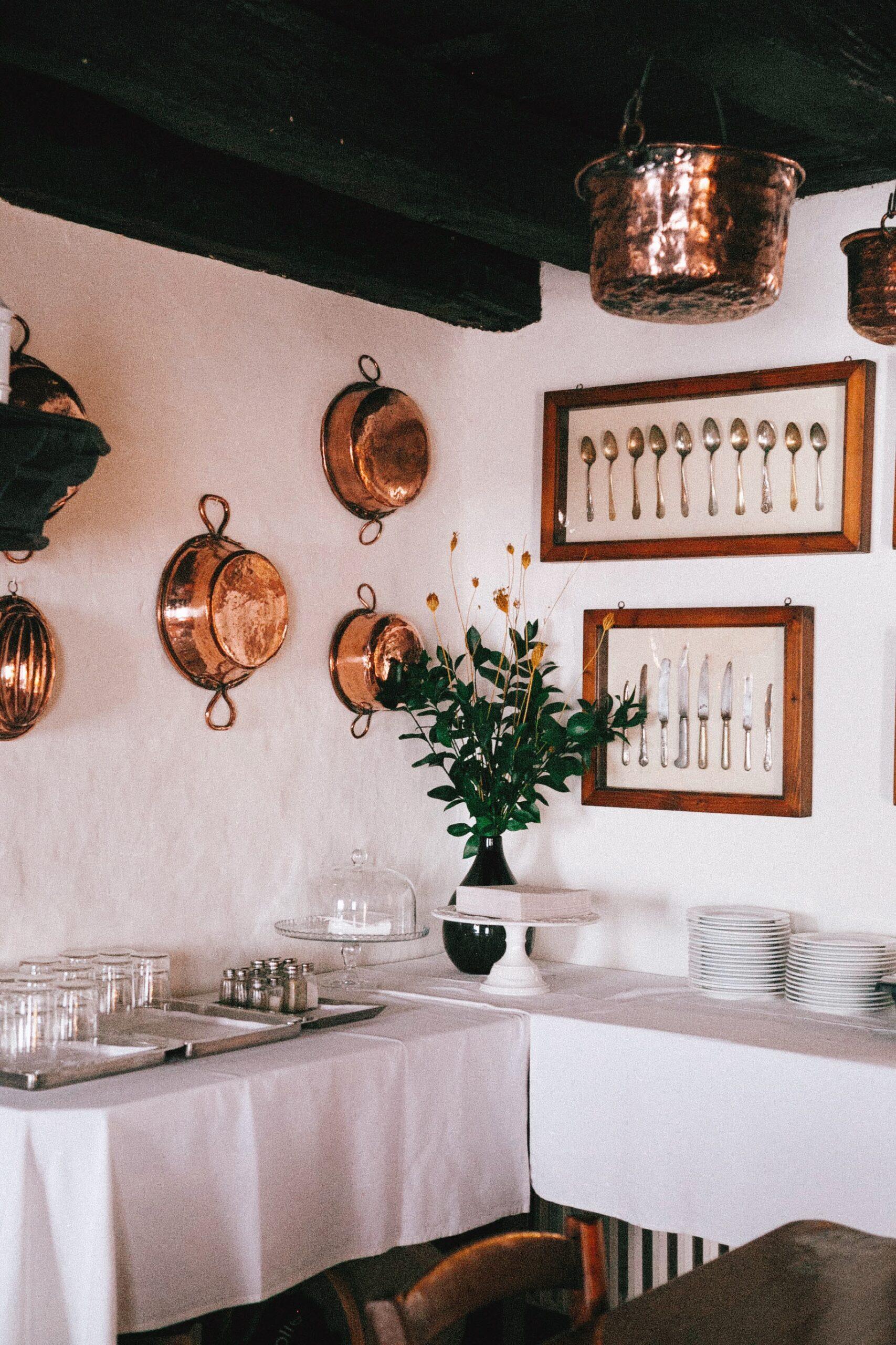 antica cucina Duca di Dolle